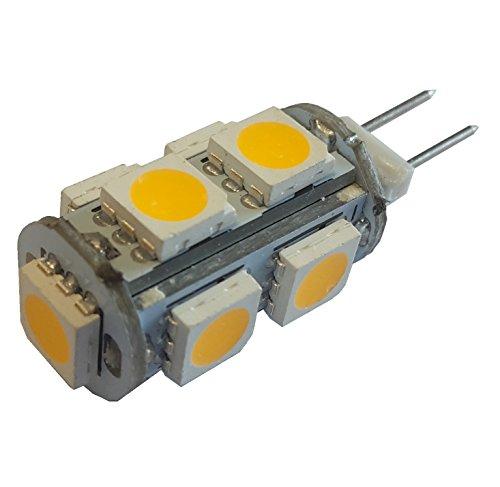 Preisvergleich Produktbild Funkelt und LED G4 T9TF 2 LEDs,  Kaltweiß,  2er-Set