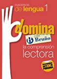 Cuadernos Domina Lengua 1 Comprensión lectora 1 (Castellano - Material Complementario - Cuadernos De Lengua Primaria) - 9788421669006
