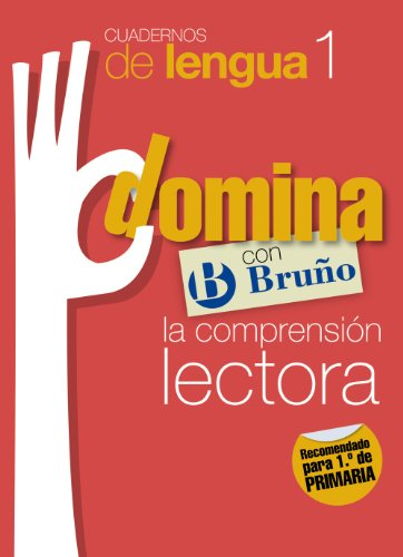 Cuadernos domina lengua 1 comprensión lectora 1 (castellano - material complementario - cuadernos de lengua primaria)
