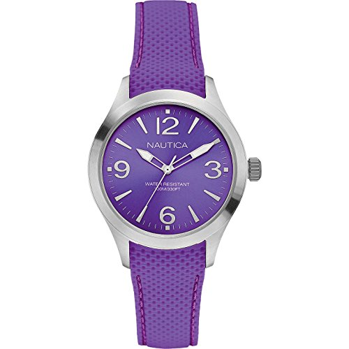 Nautica Ladies Watch Strap Time A11098M Fabric Only