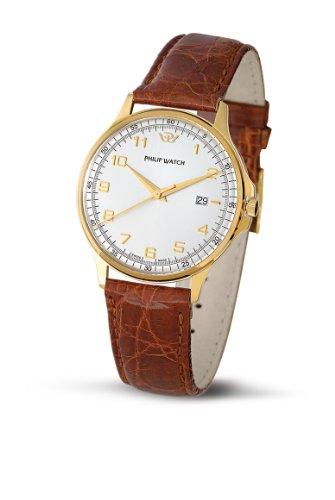 Philip Watch Gents Watch Analogue Quartz R8051160145