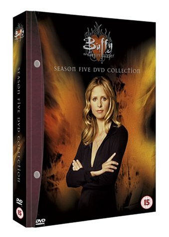 Buffy The Vampire Slayer - Season 5 Collection