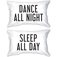 Bold Statement Pillowcases 300-Thread-Count Standard Size 21 x 30 -