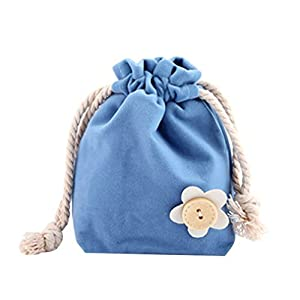 RuiChy Woman Sanitary Napkin Storage Bag