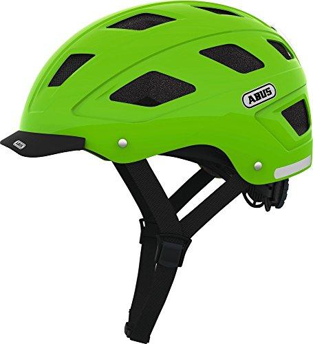 Abus Erwachsene Fahrradhelm Hyban, Green, 58-63 cm