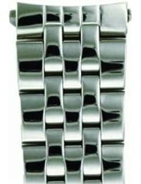 De acero inoxidable Pulsera de reloj Zeno 22 mm Ref, A-MT-PC 22