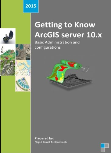 Getting to Know ArcGIS server 10.x: Basic Administration and configurations
