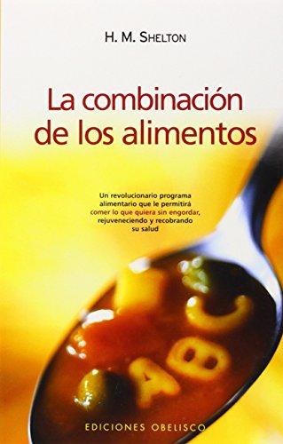 Portada del libro Combinación de los alimentos (SALUD Y VIDA NATURAL)