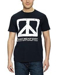 Collectors Mine Chickenfoot 8801TSBP Herren T-Shirt