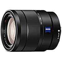 Sony SEL1670Z E Mount - APS-C Vario T 16-70 mm F4.0 Zeiss Zoom Lens - Black