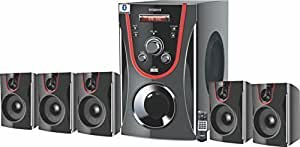 Envent HIGH5 (with BLUETOOTH) 5.1 Home Audio Speaker