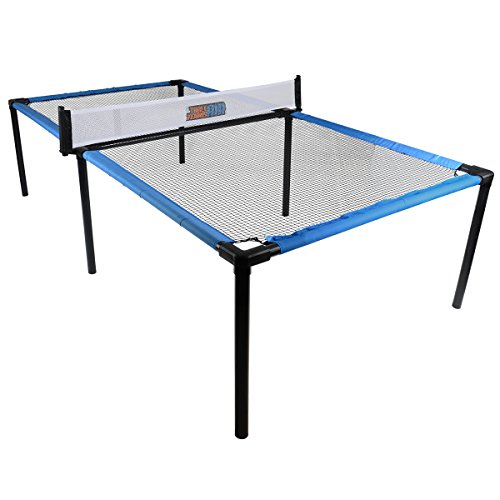 Image of Table Tennis Air Volleyball Indoor Outdoor Portable Spider Ball Garden Game
