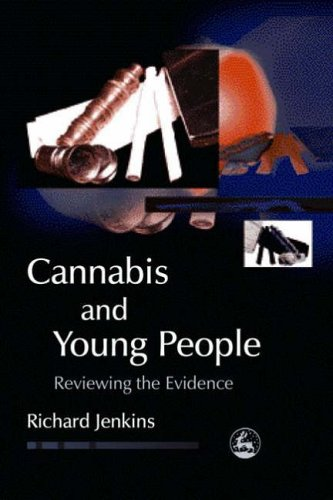 Cannabis and Young People Cover Image