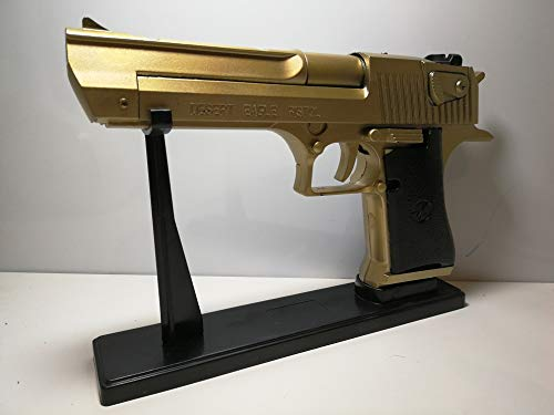 Hawk Pistolen Feuerzeug Desert Eagel Gold NEU&OVP!!! -