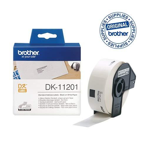 Brother DK11201 - Etiquetas precortadas dirección