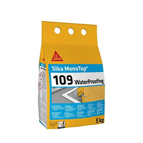 Sika Monotop 109 Waterproofing, Malta impermeabilizzante, 5kg