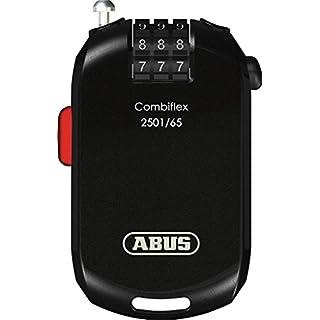 ABUS 72499-2 Vorhängeschloss, schwarz, 65 cm