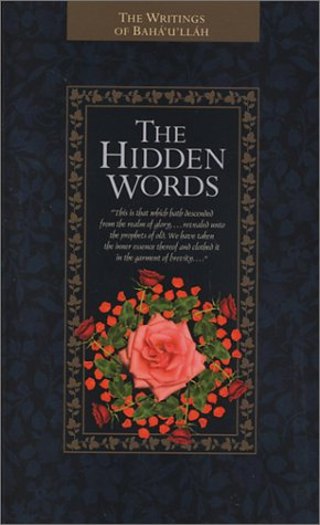 The Hidden Words por Baha'u'llah