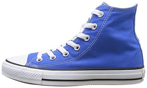 Converse All Star Hi Canvas Seasonal, Sneaker, Unisex Blu (zafiro Ligero)