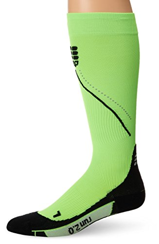 CEP Men's Progressive+ Compression Run Socks 2.0 for Running, Cross Training, Fitness, Calf Injuries, Shin Splits, Recovery, and Athletics, 20-30mmHg Compression