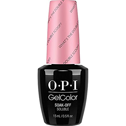 OPI Gel Couleur 15ML–Whats the double scoop?–Collection Retro Summer 2016–Gelcolor/opi Gel Couleurs