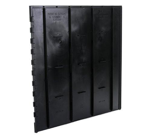 DeepRoot® UB 24-2 Lot de 20 panneaux pour barrière anti-racines 61 x 61 cm