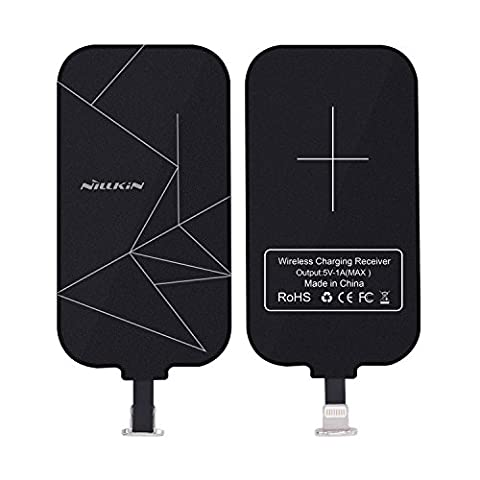 Wireless Charger Receiver,Nillkin®Magic Tag Qi Wireless Charger Charging Receiver Patch Module Chip (iPhone 7 Plus/6 Plus/6S