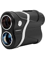 IsEasy Golf Entfernungsmesser, Laser Messgerät 7X Vergrößerung, Golf Jagd Rangefinder Aufladbare Multifunktionaler Distanzmesser für Entfernung Geschwindigkeit Winkel Höhe Messung
