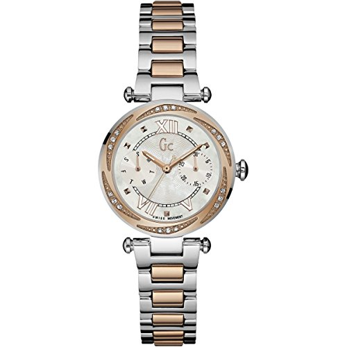 GC by Guess orologio donna Precious Collection GC Classic Chic Y06112L1 1348d6525677