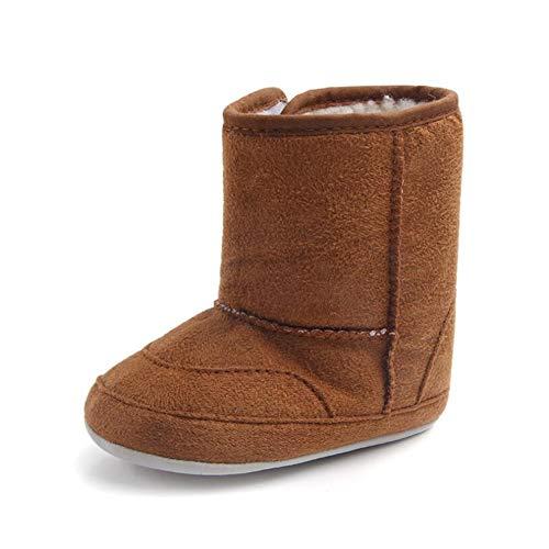 uirend Schuhe Stiefel Babys - Schneestiefel Baby Mädchen Jungen Winter Kleinkind Plüsch -