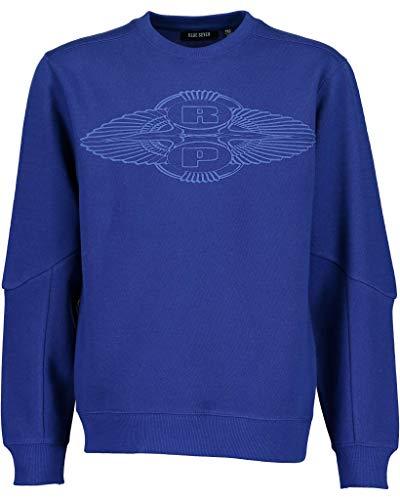 Blue Seven Jungen Vd-670067 X Sweatshirt, Blau (Royal 553), 152 -