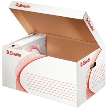 esselte 623920 archiv container eco f r ordner karton naturbraun b robedarf. Black Bedroom Furniture Sets. Home Design Ideas