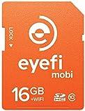Eyefi Mobi 16GB WiFi SDHC CARD + FREE 90 days Eyefi Cloud