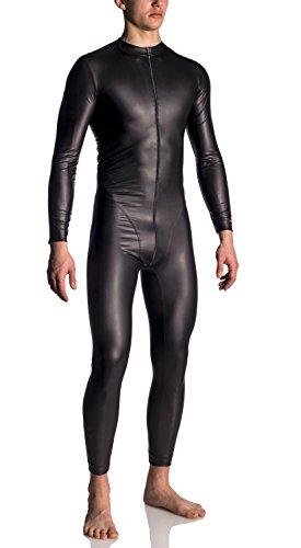 Preisvergleich Produktbild MANStore M510 Allover Suit - black / schwarz - Gr.XL