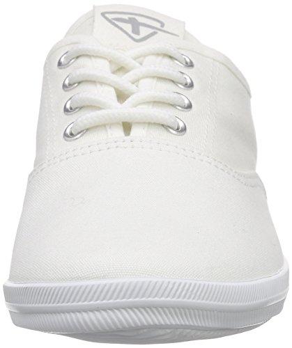 Tamaris 23609, Sneakers basses femme Blanc (100)