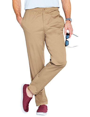 Mens Cotton Elasticated Rugby Trousers with Drawcord