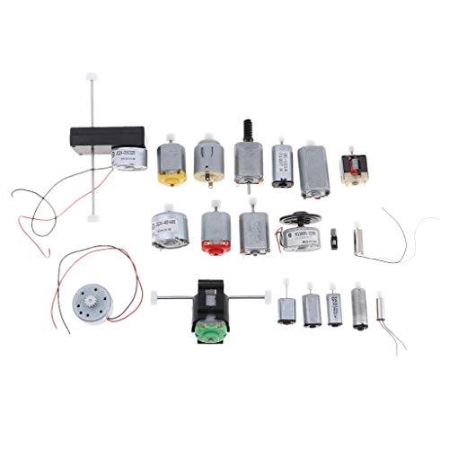 SM SunniMix 1 Satz Kunststoff Zahnräder Zahnrad Getriebe Antriebsrädchen Zubehör für Modellbau Roboter - 20pcs/Set
