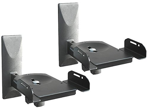 Boxenhalter-Paar Neigbar bis zu 15°
