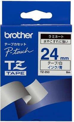 Preisvergleich Produktbild Brother TZ253 Schriftbandkassette 24mm8m