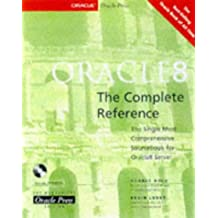 ORACLE 8 THE COMPLETE REFERENCE. Avec CD-ROM, Edition anglaise