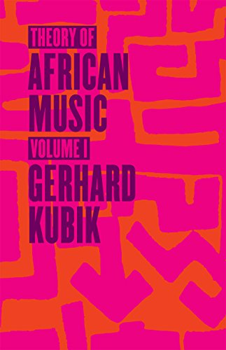 Theory of African Music: v.1 (Chicago Studies in Ethnomusicology)