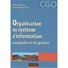 Organisation du système d'information comptable : Manuel
