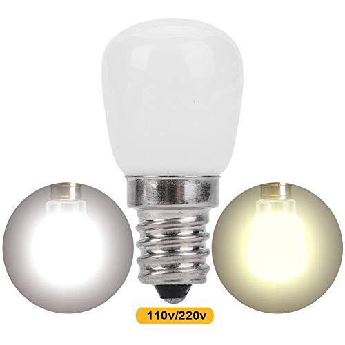 Riurity E12 - Bombilla LED para refrigerador, 2 W, luz LED, frigorífico,...
