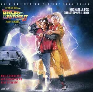 Zurück in die Zukunft 2 (Back to the Future 2) [US-Import]