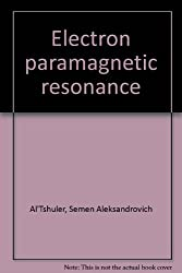 Electron Paramagnetic Resonance