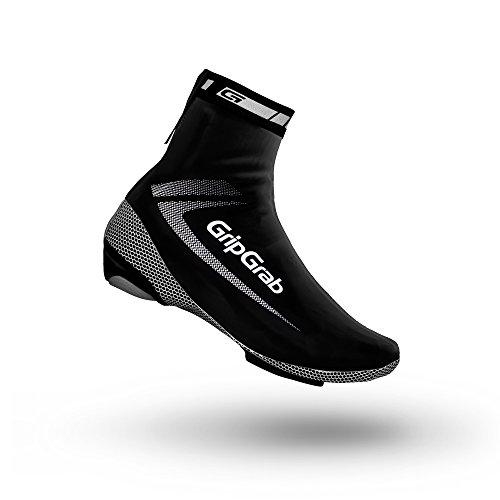 GripGrab Radsport Merino Regular Cut Socke, Schwarz, L (42-43) Merino Winter Cap