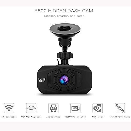 Dash Cam, 1080P HD Car Driving Recorder 2.4