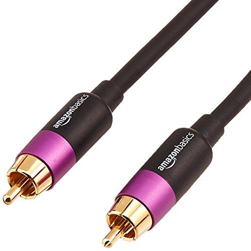 Mejores Cables para subwoofers