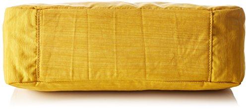 Kipling - Caralisa, Borse a mano Donna Giallo (Dazz Corn)