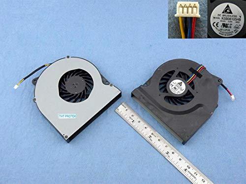 Lüfter Kühler Fan Cooler Kompatibel für ASUS KSB06105HB K73SD, N53Sv, N73Sm, N73Sv, N73Jn (Asus N53sv)